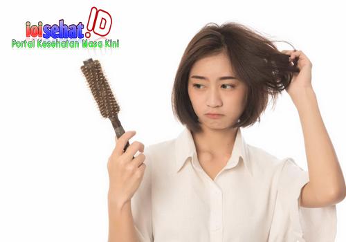 Mengurangi rambut rontok secara alami inilah cara terbaik yang dapat anda lakukan