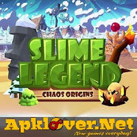 Slime Legend MOD APK unlimited money