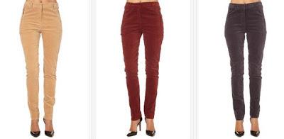 Pantalones estilo trendy