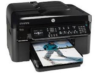 Picture HP Photosmart Premium C410a Printer
