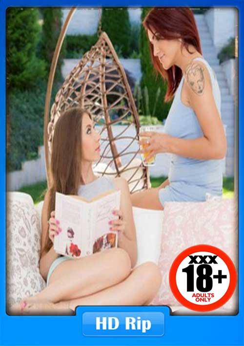 [18+] SapphicErotica - Amina Danger & Stefanie Moon xXx 2017 New Adult Movie Poster