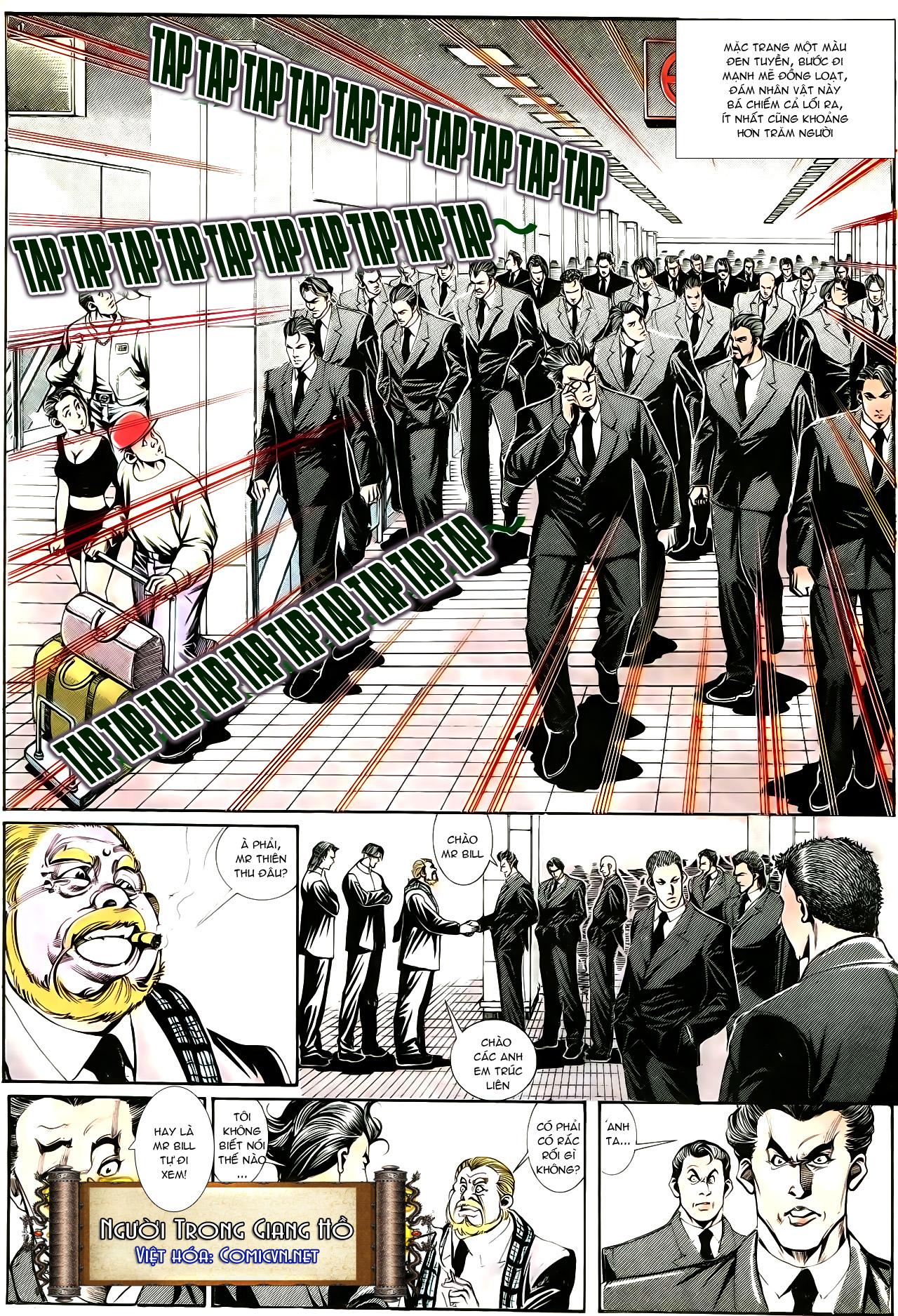 Người Trong Giang Hồ chapter 192: bá khí trúc liên bang trang 4