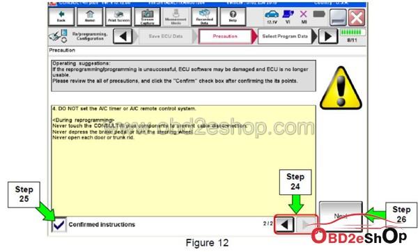 Nissan-Consult-3-Plus-Reprogramming-ECU-TCM-Guide-13