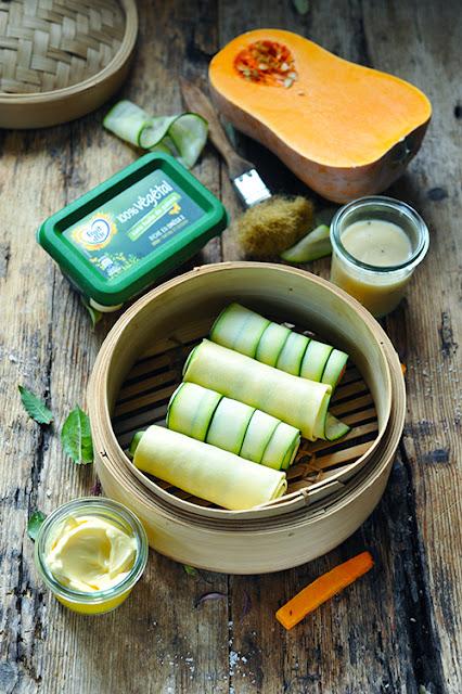 Mes cannellonis aux légumes préparation 3