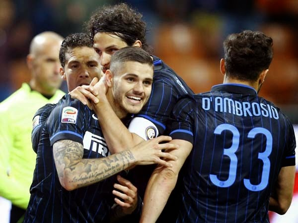 "Inter Milan vs. AS Roma: ""Nerozzurris"" defeated 2-1 by the Series [PHOTOS / VIDEO]"