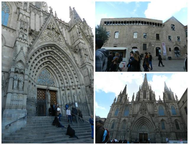 Free Walking Tour em Barcelona - Catedral de Barcelona