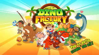 Dino Factory Mod Apk v1.1.1 Unlimited Money Terbaru