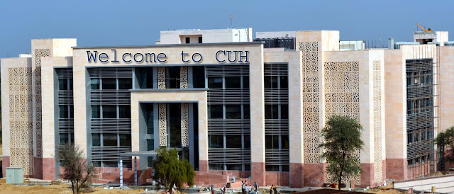 Central-University-Haryana-Building