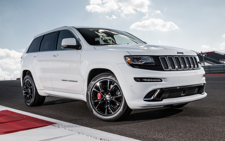 2014 Jeep Grand Cherokee Srt Track Drive New Cars Reviews