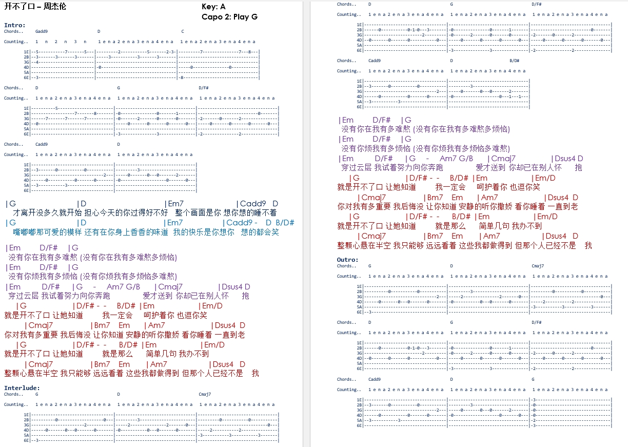 Talkingchord chords hexwebz Image collections