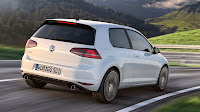 All-New Volkswagen Golf GTI back