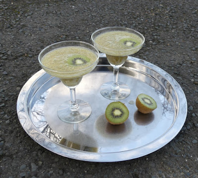 Kiwi-Margarita