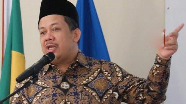 Fahri Hamzah: Pak Jokowi Dijadikan Corong untuk Takut-takutin Masyarakat