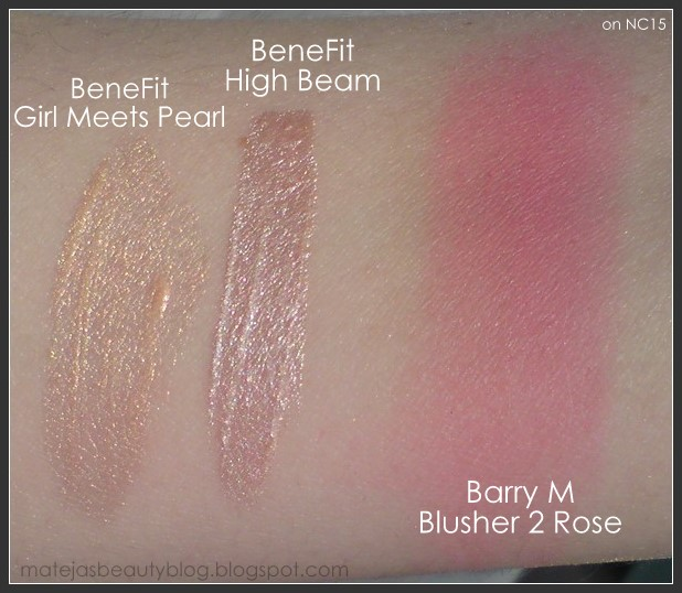Girl Meets Pearl Liquid Pearl Luminizer for Face by Benefit #8