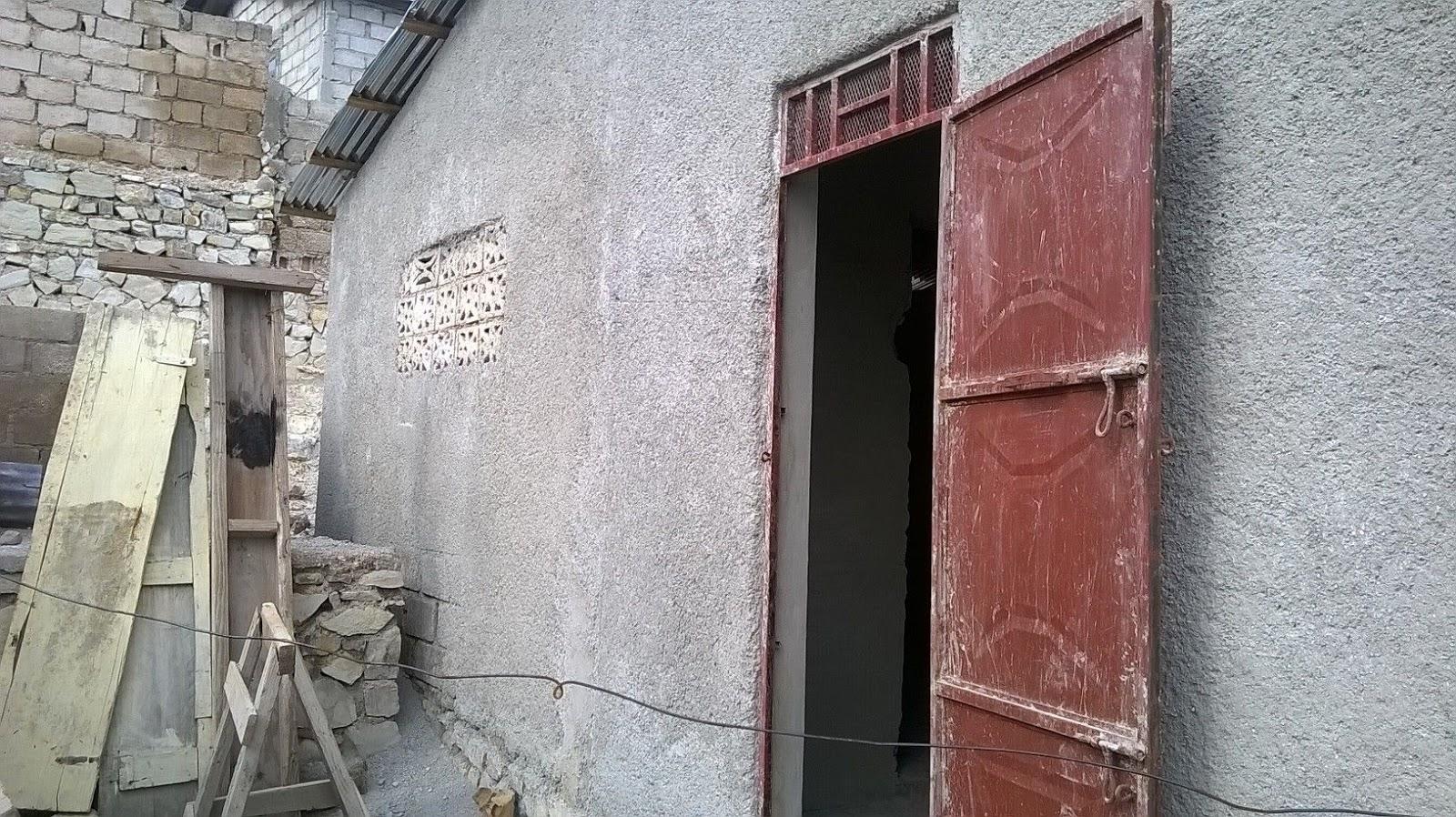 HABITAT-HT Familie Wittmer in Haiti: Hausrenovation hoch am Berg