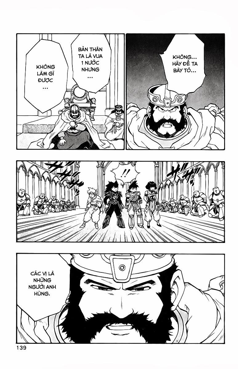 Dragon Quest: Emblem of Roto chap 32 trang 39