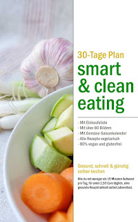 eBook Cover smart & clean eating