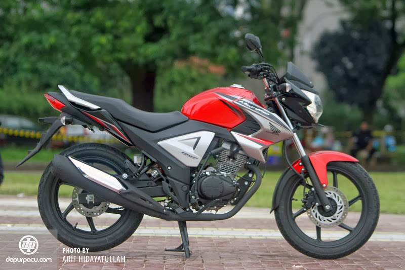 RedCasey Personal Blogs: Honda Tiger 150 Helm-In PGM-FI