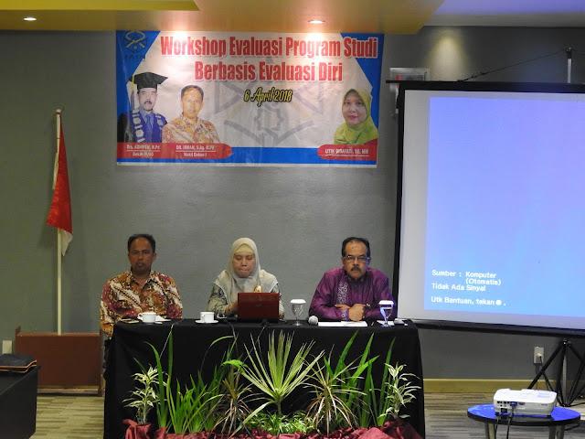Workshop Evaluasi Program Studi FUAD