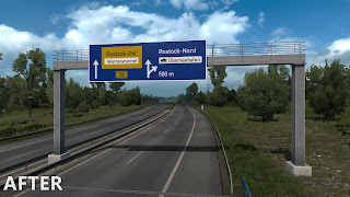 ets 2 realistic signs screenshots 2b