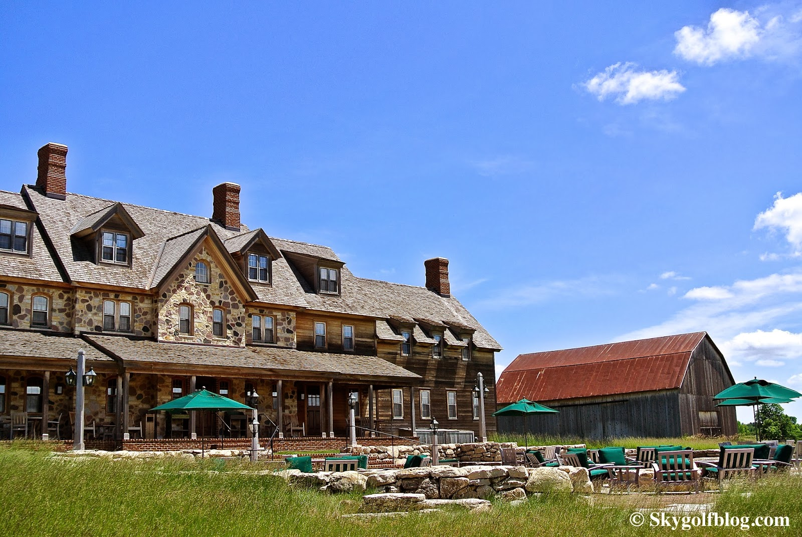Erin Hills     - SkyGolf Blog    Golf Courses Around the World