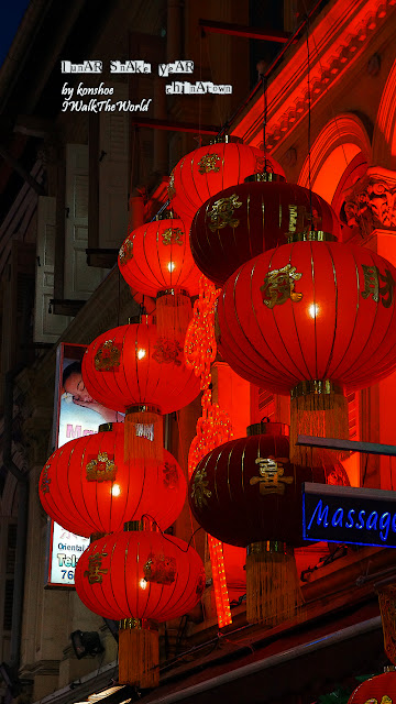 I Walk the World: Lunar Snake Year @ Chinatown, Singapore ...