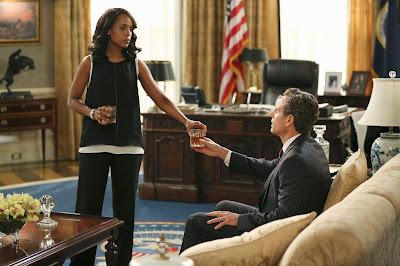 Os dramas da Casa Branca estão de volta a partir de segunda, 20 de junho, às 21h - Divulgação