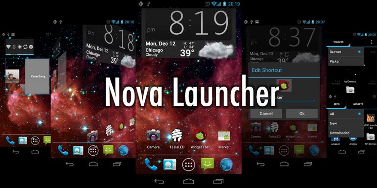 nova launcher free