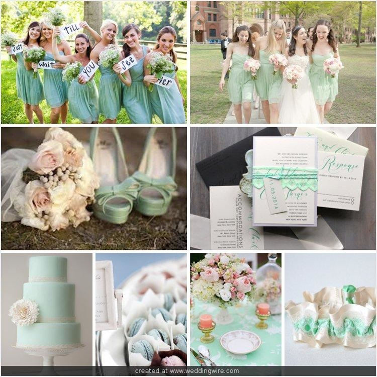 Best Pink And Mint Green Wedding Gallery - Styles & Ideas 2018 ...