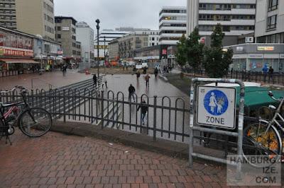 Altonas Fußgängerzonen