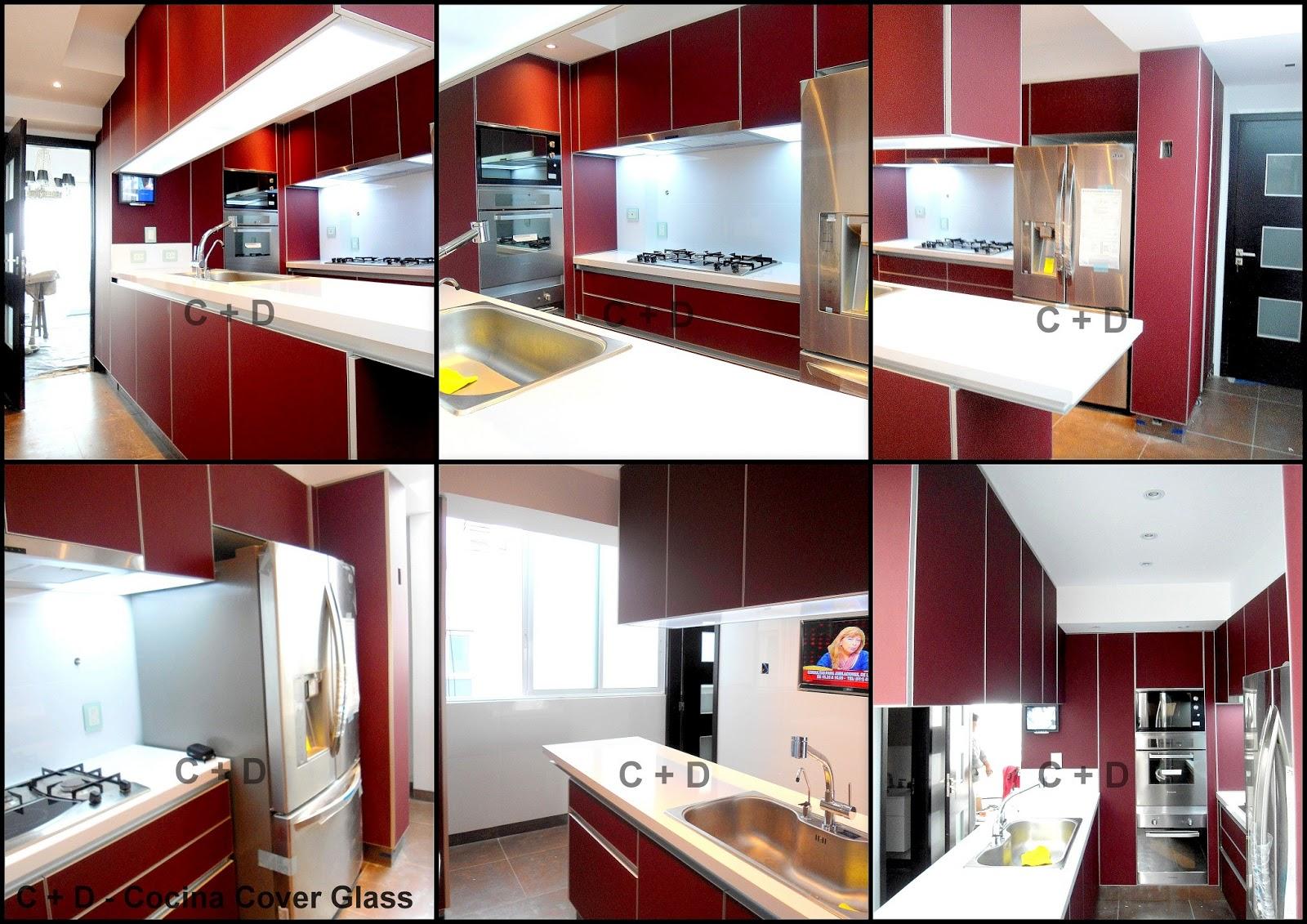 Decoraci 243 n de cocinas best free home design idea for Cajoneras cocina