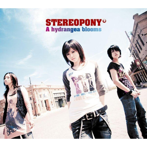 Stereopony - A Hydrangea Blooms [FLAC   MP3 320   DVD ISO]