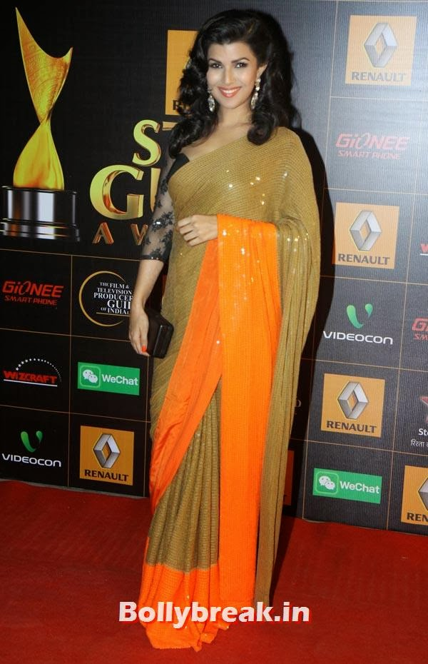 Nimrat Kaur, Star Guild Awards 2014 Pictures