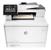 HP Laserjet Pro M477fdn Driver Download