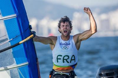 Pierre Le Coq médaille de bronze aux JO