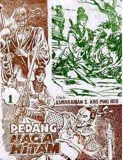 Serial Sepasang Naga Lembah Iblis Episode Pedang Naga Hitam Karya Kho Ping Hoo
