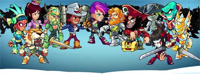 Brawlhalla Charaktere