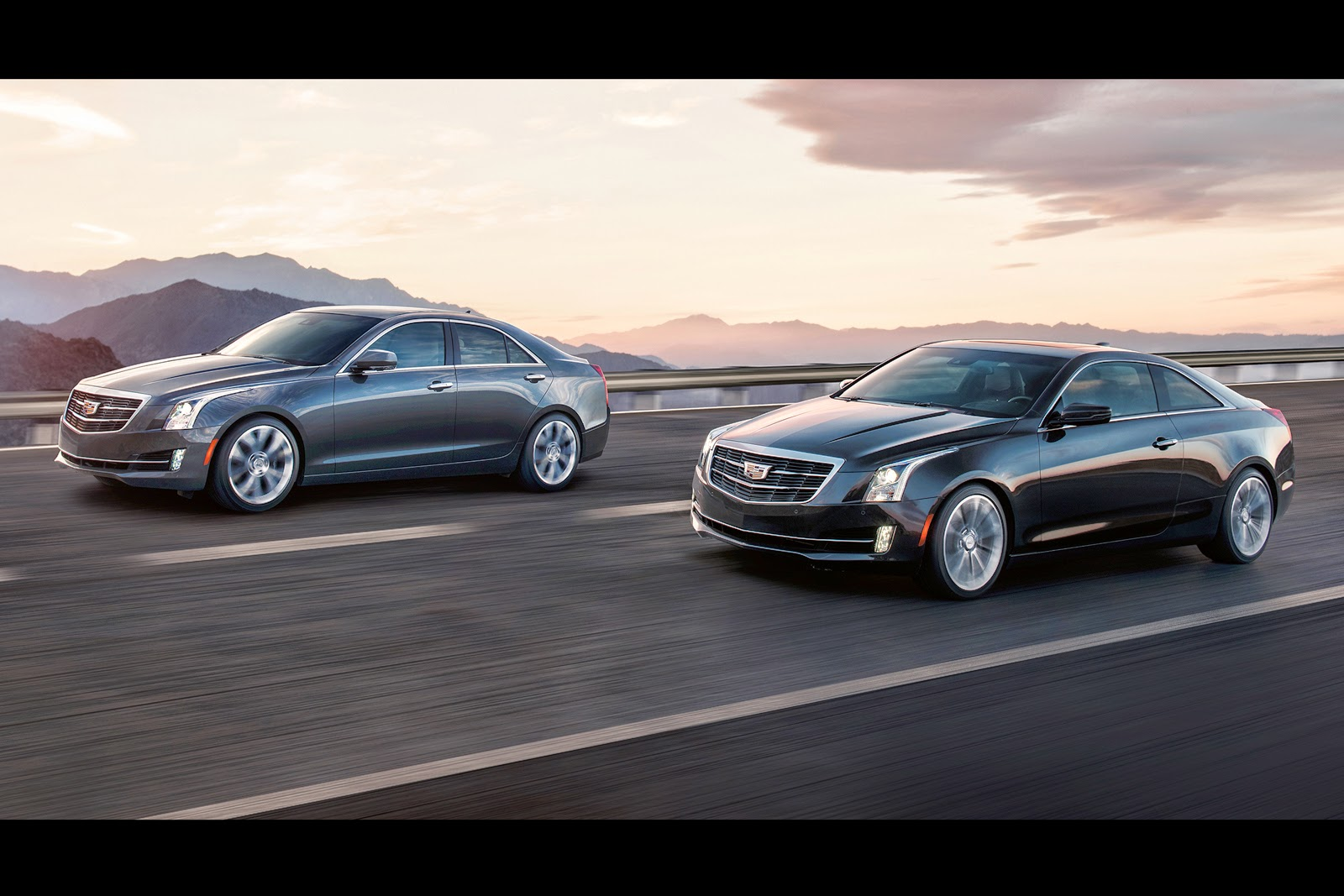 2015 cadillac ats sedan goes officially wreathless. Black Bedroom Furniture Sets. Home Design Ideas