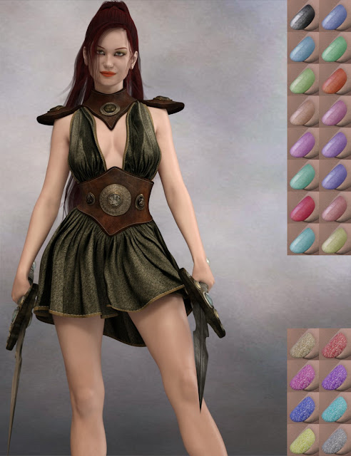 DE Emer for Lilith 7