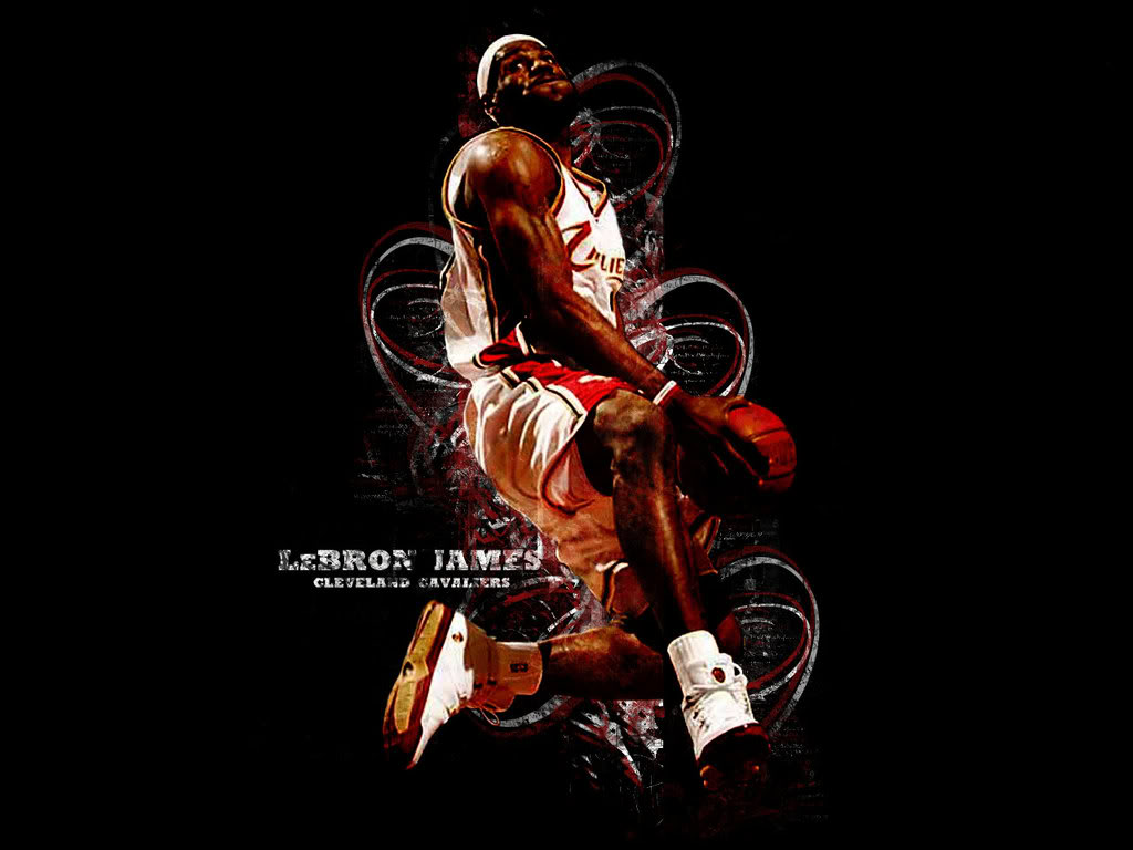 Lebron James Iphone Wallpaper Lebron James Hd New Wallpapers 2012 It S All About