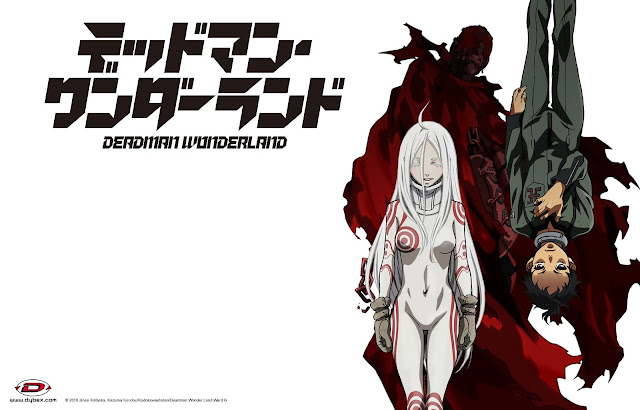 Deadman Wonderland BD + OVA Sub Indo : Episode 1-12 END + 1 OVA | Anime Loker