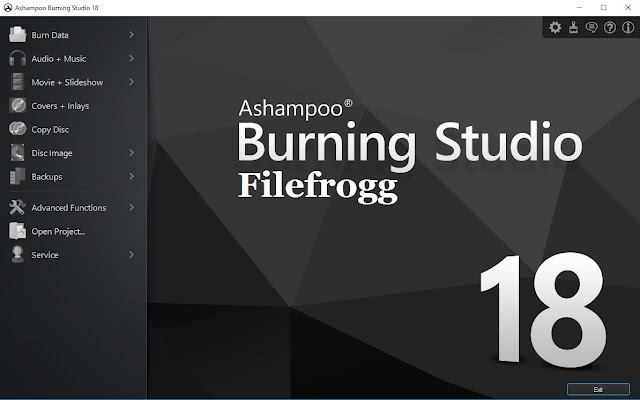 Ashampoo Burning Studio 18 Full Crack