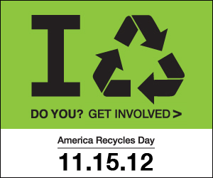 America Recycles Day - 2nd Annual Recycling Fun Toy Swap/Drop Off