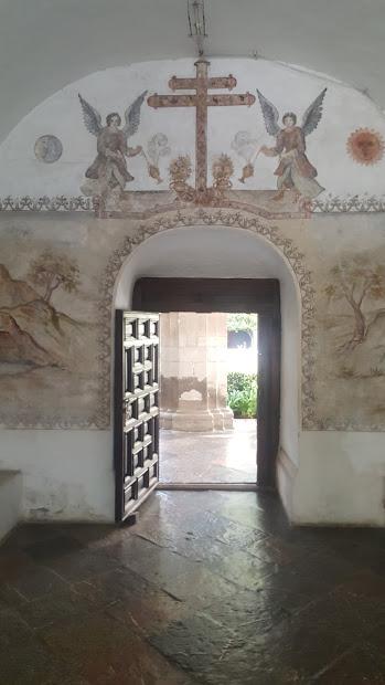 "Road Of Faith And Art Camino Del Arte Sacro ""artifacts"