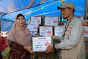 Melalui Sinar 5 Care Rahma International Kuwait Salurkan Bantuan
