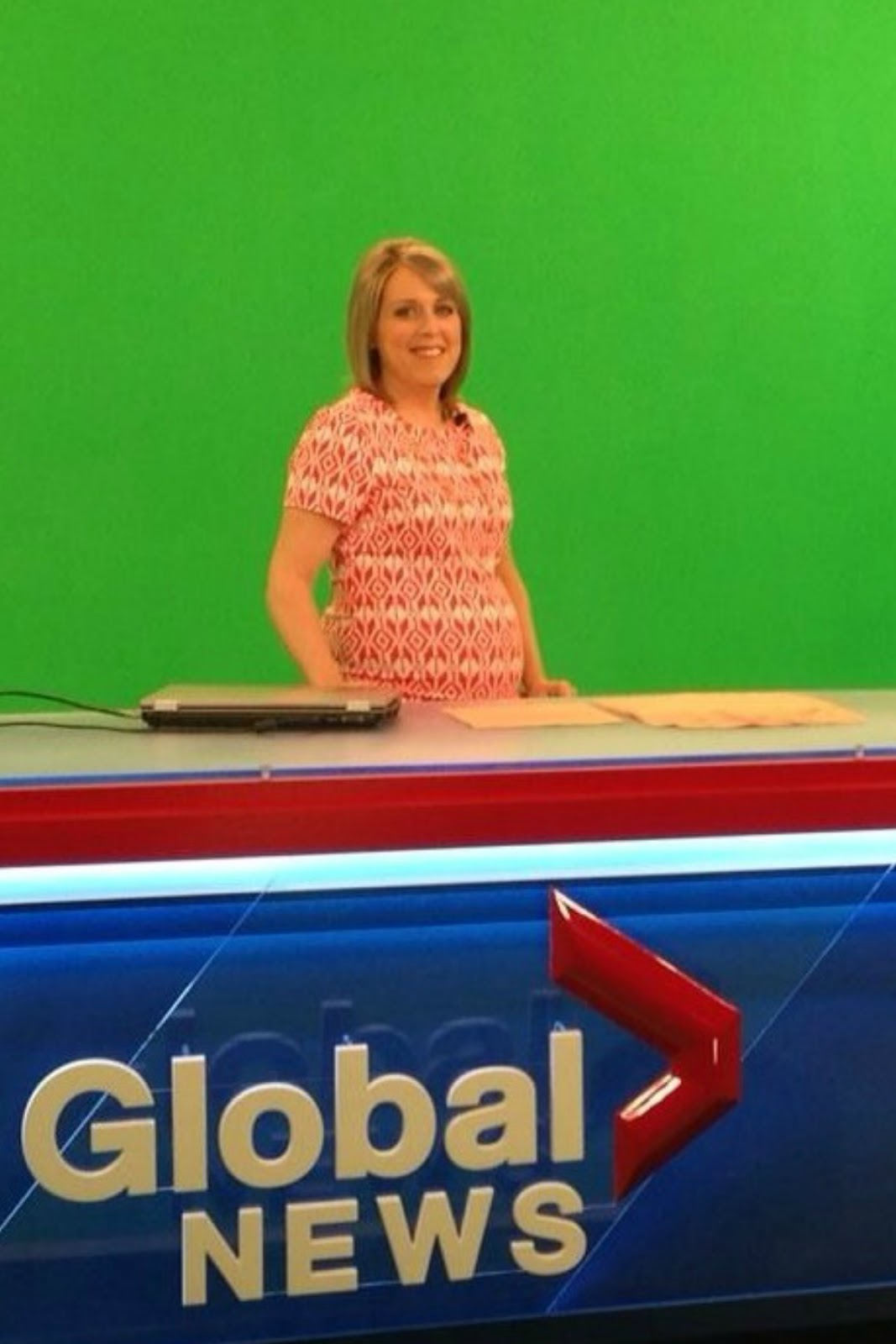 Global's Julie Mintenko Shares Pregnancy Journey