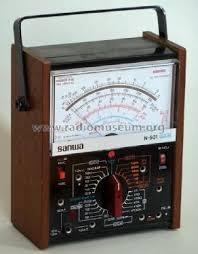 Jual Sanwa N501 Multimeter Harga Murah