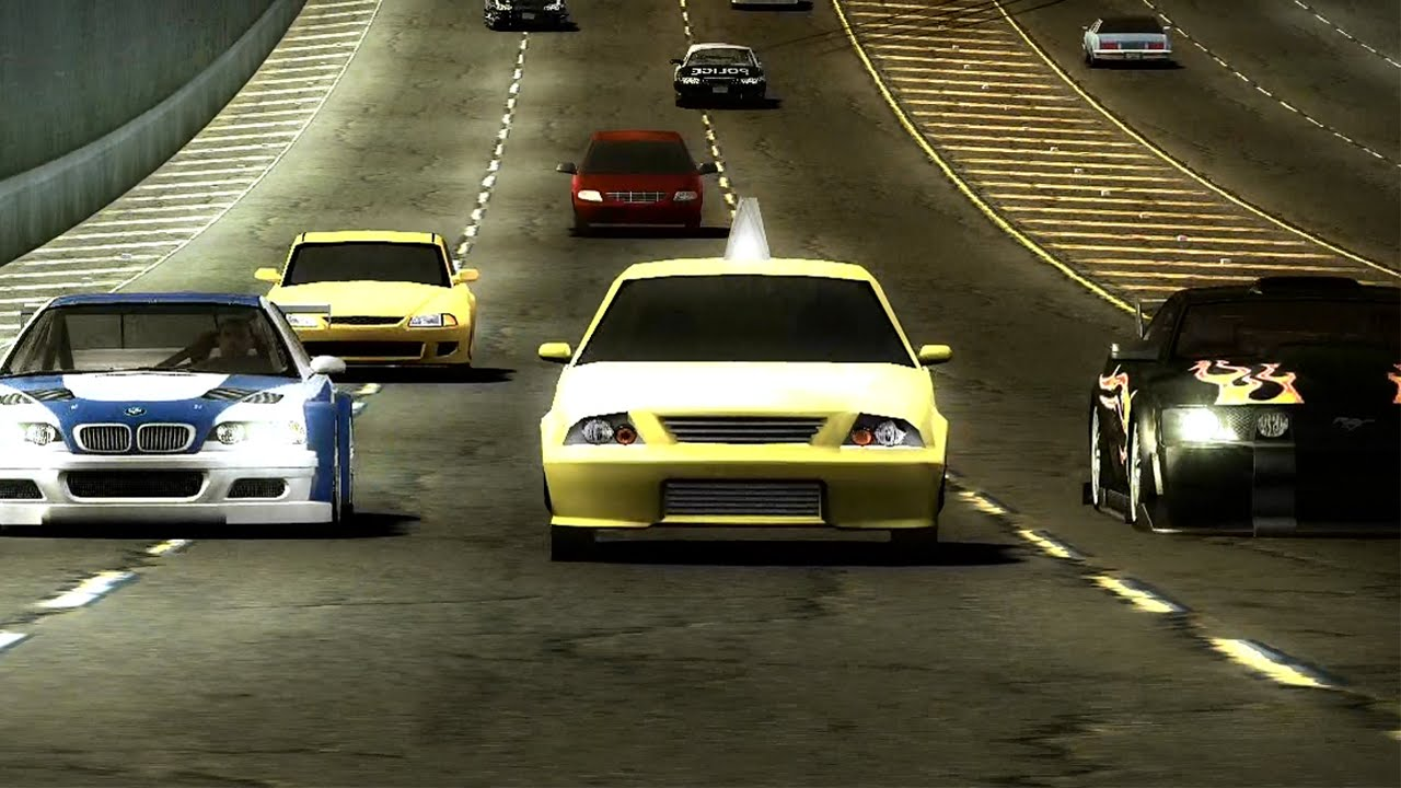 Need For Speed - Most Wanted Black Edition PC Game Free ...
