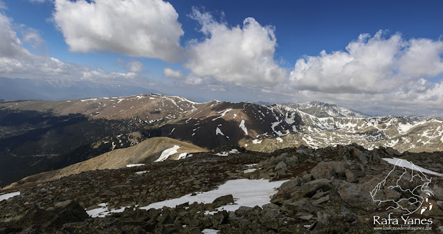 Ruta: Puigpedrós (2.914 m) (Els 100 Cims)