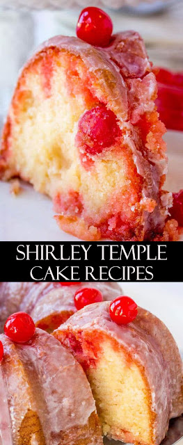 Shìrley Temple Cake Recipes